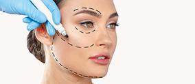 Chirurgia estetica a fetei
