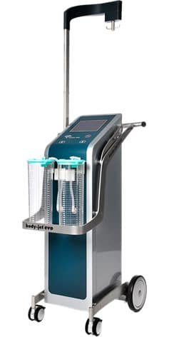 modern equipment liposuction