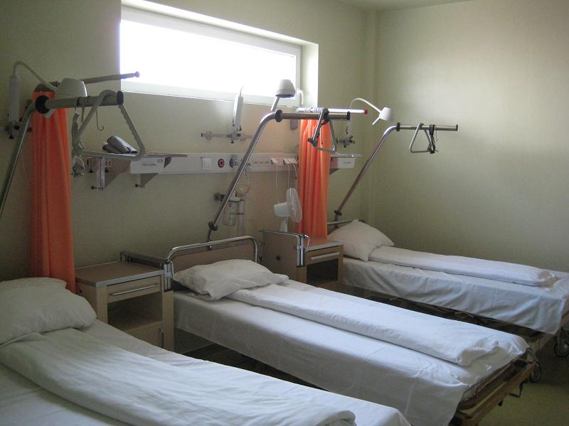 Salon pacienti clinica particulara Cosmedica