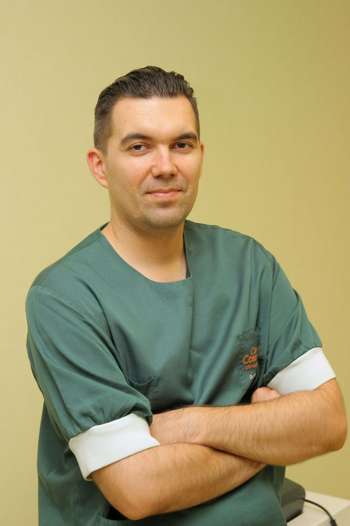 doctor Mihai Chertif chirurgie estetica clinica Cosmedica
