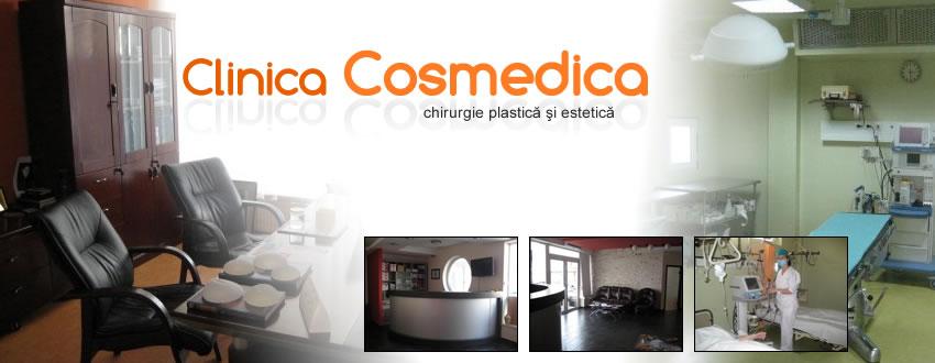 Clinica Cosmedica: chirurgie plastica si estetica