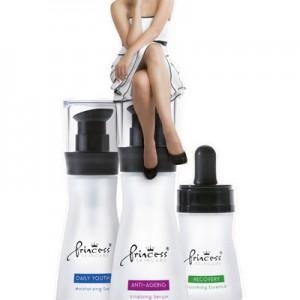 Produsele cosmetice Princess Skincare