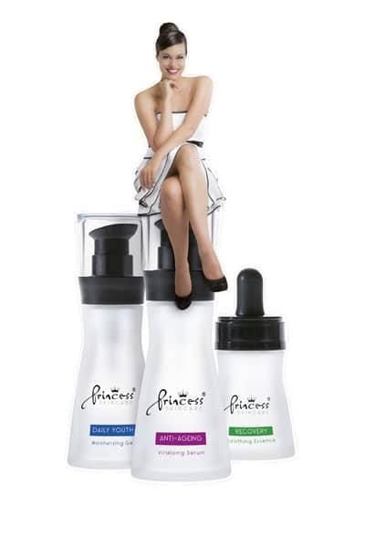 Produse cosmetice de intretinere Princess Skincare
