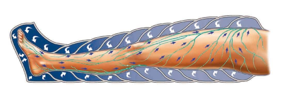 masaj limfatic