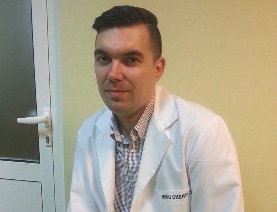 Dr Chirurg Mihai Chertif