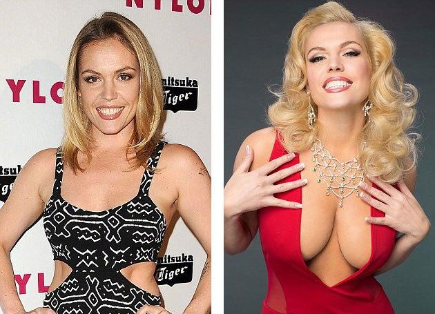 implanturi mamare vedete hollywood