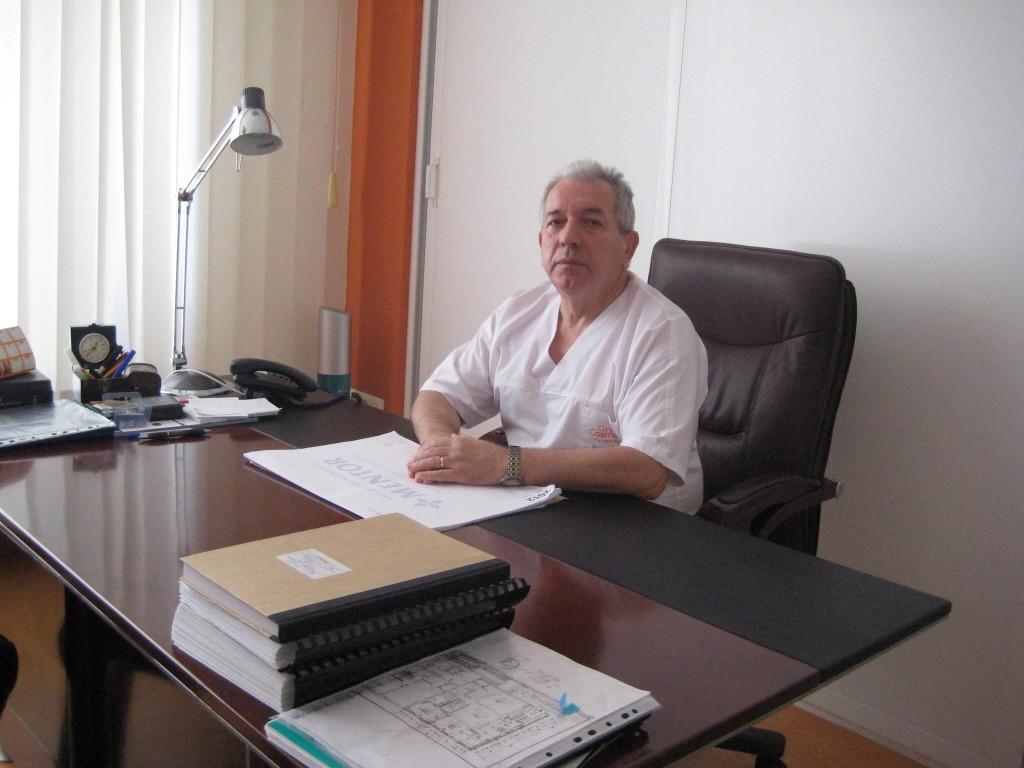 Doctor Costache Chertif clinica Cosmedica