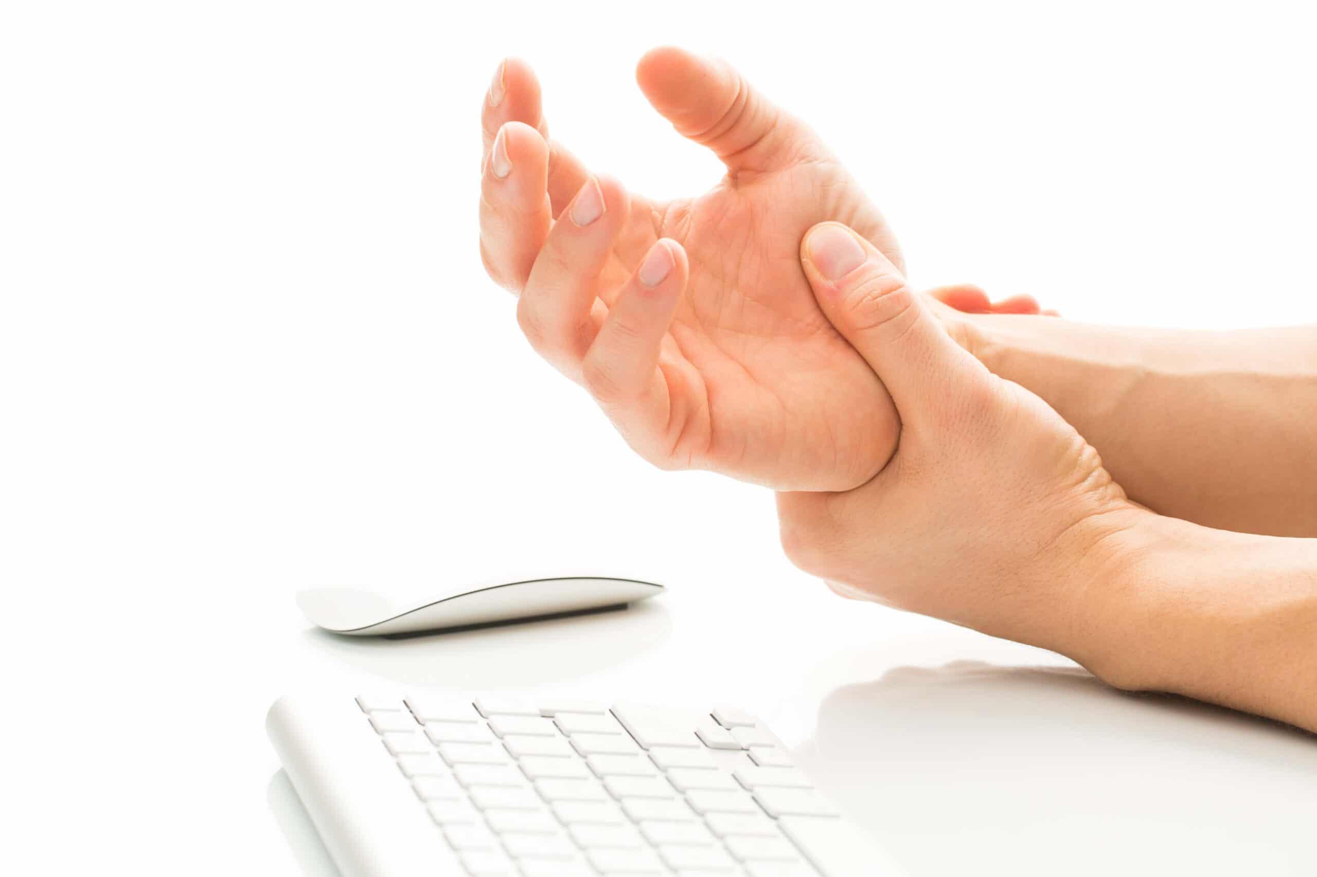 sindromul de tunel carpian la mana
