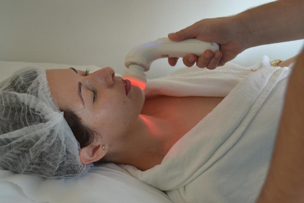 tratament anti aging cu aparatul wishpro la cosmedica