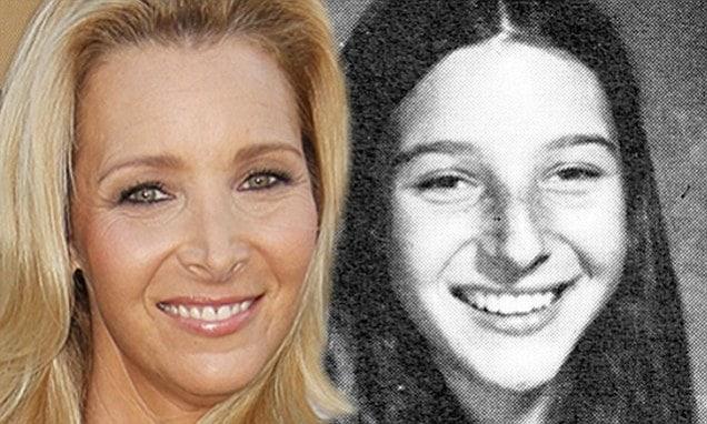 Lisa Kudrow nose