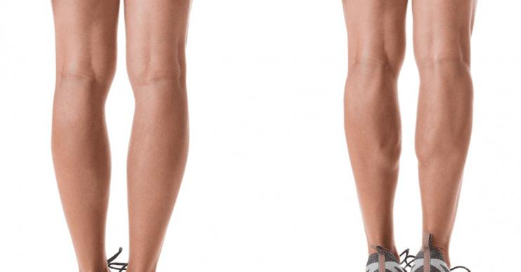 marirea gambelor