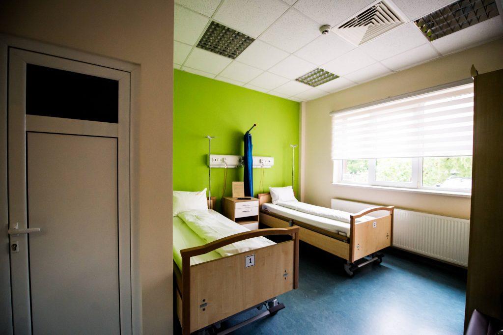 Salon spitalizare zi cosmedica
