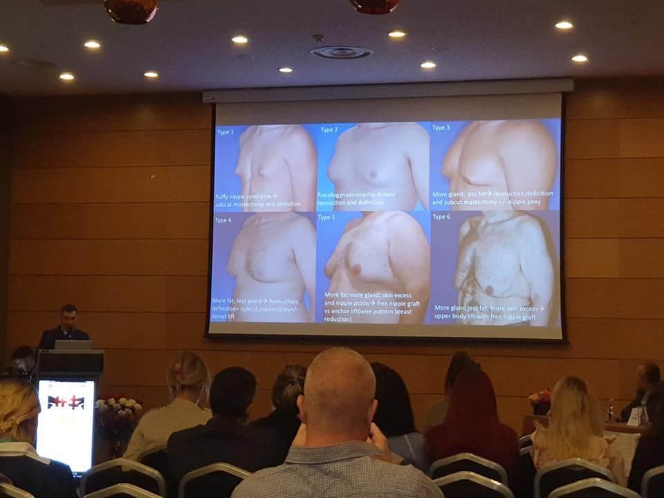 Conferinta chirurgie estetica