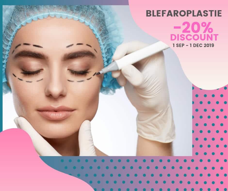 oferta discount blefaroplastie