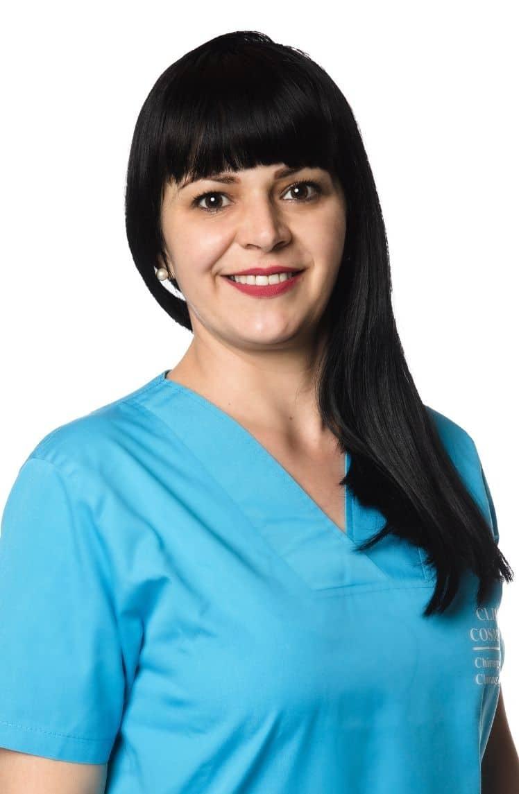 Medan Cornelica- infirmiera