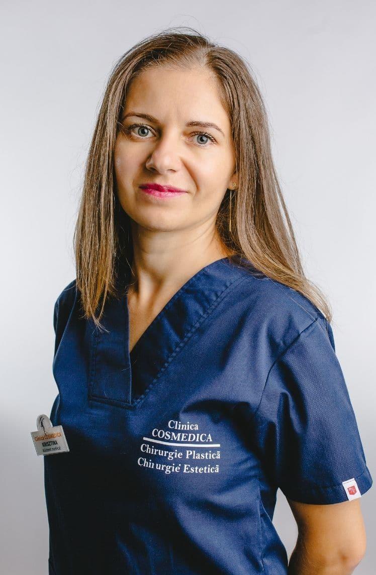 Tornai Krisztina asistent medical